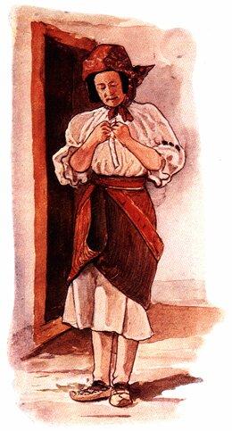d4c8c5fe3d GYIMESI CSÁNGÓ LEÁNY, GYERGYÓ-ALFALUSI SZÉKELY ASSZONY, GYERGYÓ-ALFALUSI  SZÉKELY FÉRFI. (III. tb.)
