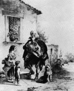 12. Tekerős. Heicke: rézkarca, 1846 (MNM)