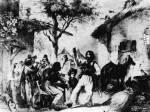 13. A víg csikós. Heicke rézkarca, 1850 (MNM)