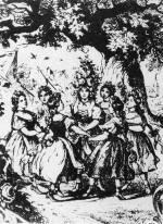 24. Pünkösdölők, 1858 (Vasárnapi újság, 1858. 249)