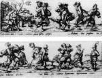 39. Th. de Bry: Német paraszttánc, 16. század (Sachs, C.: