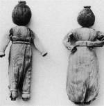 52. Sustya babák. Albertirsa (Pest megye), 1988 (Ferenczy Múzeum, Szentendre)
