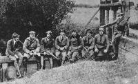 Lajtabánsági felkelők, 1921