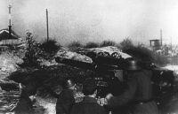 Magyar tüzérség a Budapest körüli harcokban 1944 telén