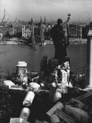 Budapest 1945 nyarán