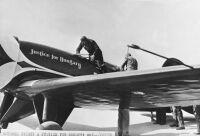 """Endresz György a """"Justice for Hungary"""" repülőgépen"""