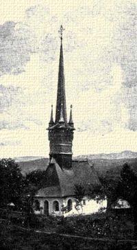 A berenczei gör. keleti templom.