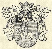 Disznópataki Haragos család czímere.