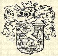 Disznópataki Lupán család czímere.