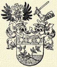 Kutscherfeld család czímere.