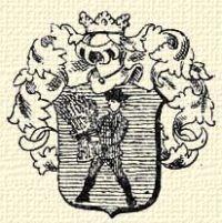Rogozi Kozma család czímere.