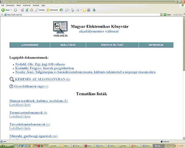 szemészeti elektronikus könyvtár ingyenes