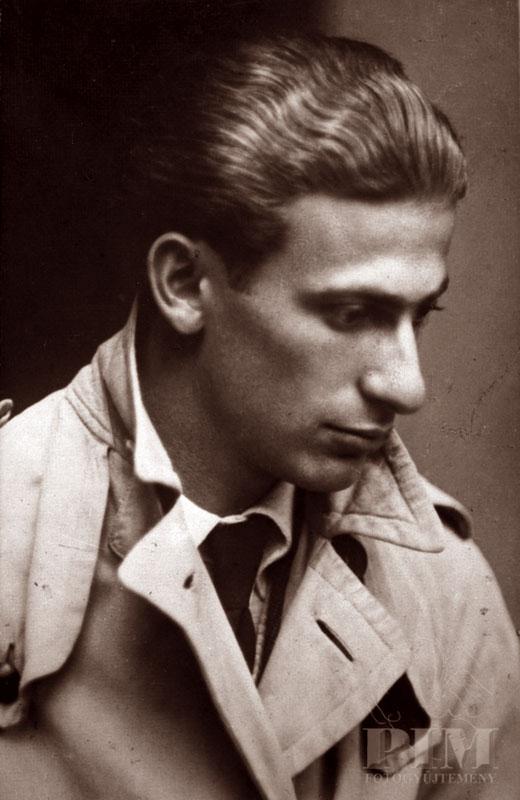 Hungarian poet Miklós Radnóti